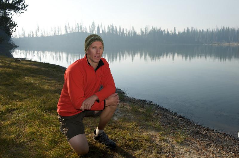 Andy Bardon of Exum Guides