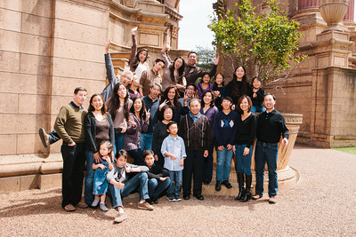 The Wong Family 2013