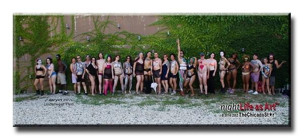 2 August 2015 Underwear Fest