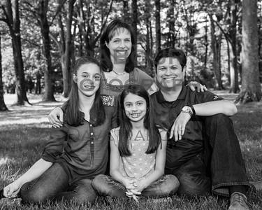 Thompson Family Portraits 2016