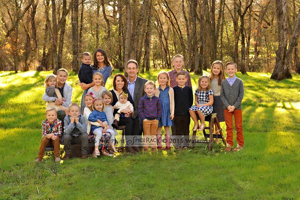 Thomson Family Portraits