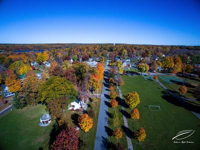 TI Park at Fall