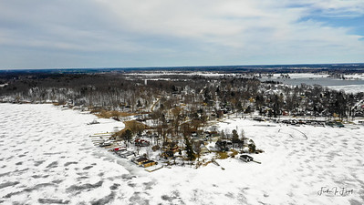 Prospect Point 2 in Thousand Island Park - February 2019