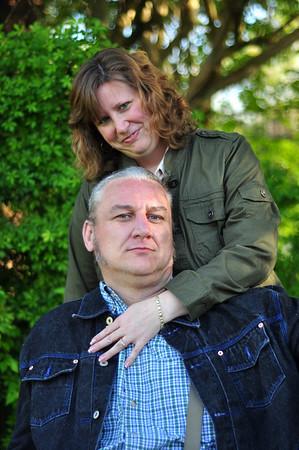 Tim & Theresa