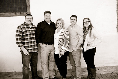 Todd Christensen Family 2014