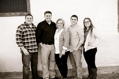 Todd Christensen Family 2014