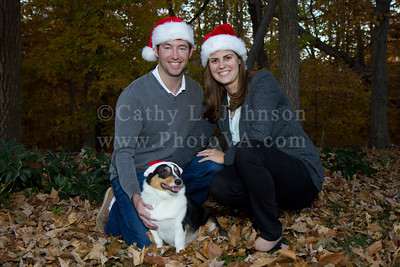 Todd Family - Thanksgiving - Williamsburg Portrait Photography