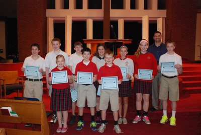 Geography Bee 1-16-2013