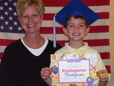 Kindergarten Graduation Giffords Camera 005