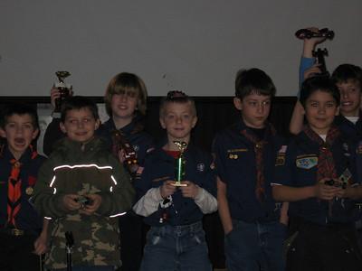 1st Grade Pinewood Derby (3)