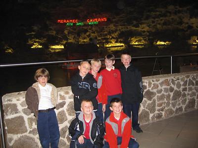 Meramec Caverns Fieldtrip 11-10-2008(5)