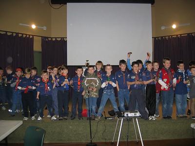 1st Grade Pinewood Derby (2)