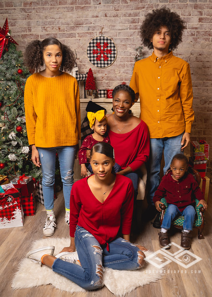 Toni and Family Christmas 2019-00792