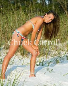 Victoria Chadsey , Tori  -- Anna Maria Island Beach Shoot