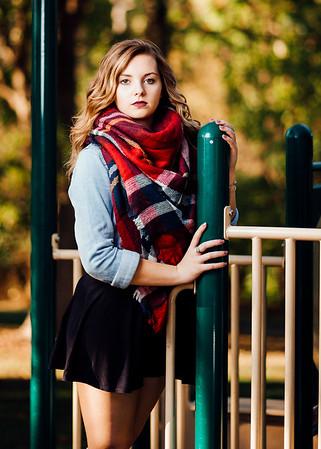 Tori Frye Senior
