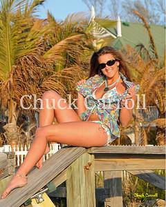 Tori -  Victoria Chadsey  --  Portraits - Anna Maria Island - April 1, 2010