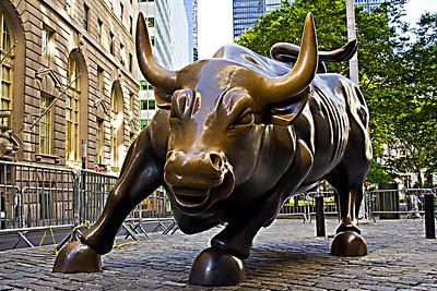 wall st bull 3