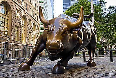 Wall St Bull