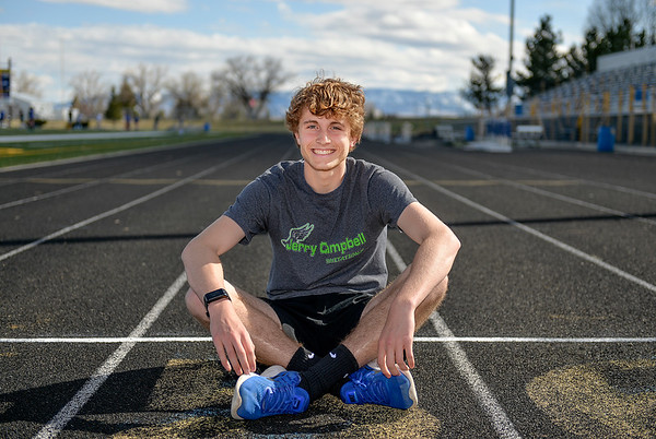 Track and Field Portraits