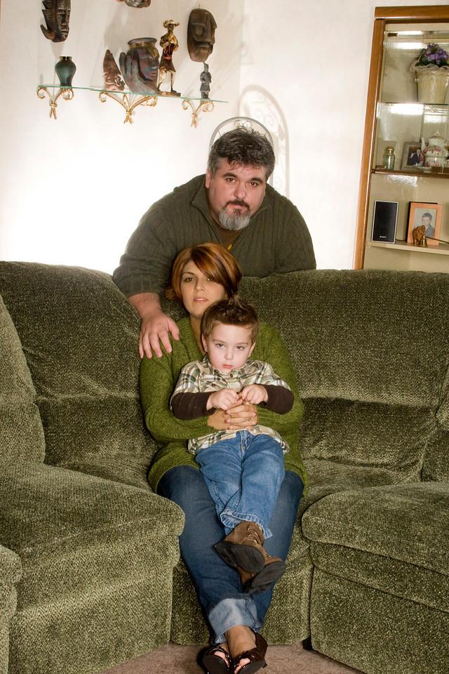 Travia Family Photos November 2009