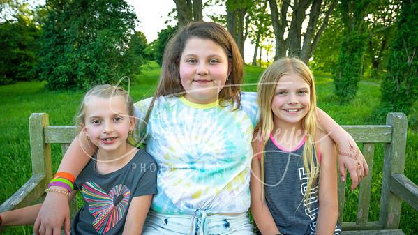 Turnmeyer Girls Portraits 2019