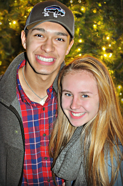 Tyana, Chris & Madison Xmas 2016