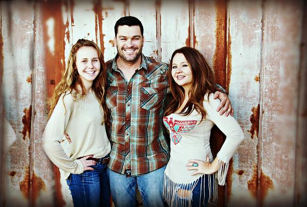 Tyana, Chris and Madison 2015