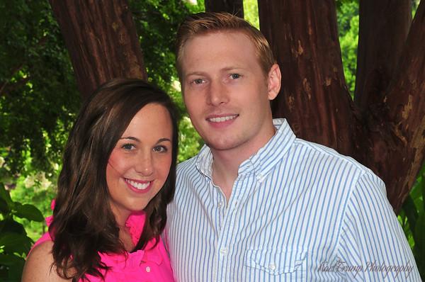 Tyler and Megan Greenville 2013