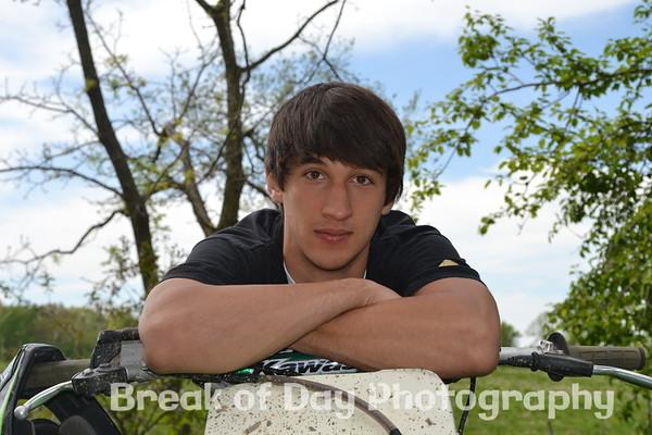 Tyler's Senior