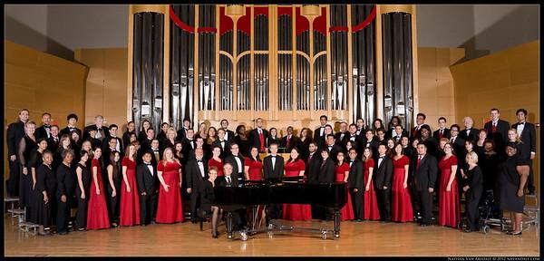 UNLV Choral Ensembles