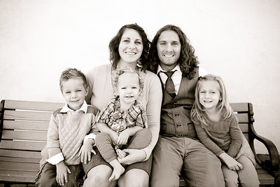 Underwood Family 2014