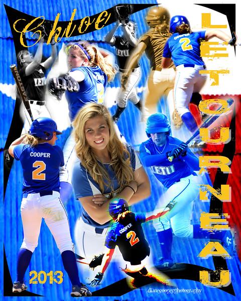 Chloe Senior Poster