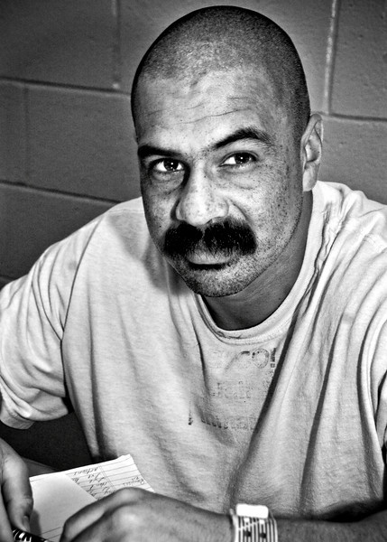 Inmate, Santa Barbara, California, 2010.