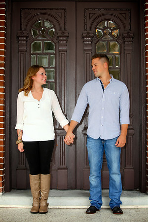 University of Tampa FL Engagement Session