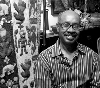 Michael Cummings, quilt maker