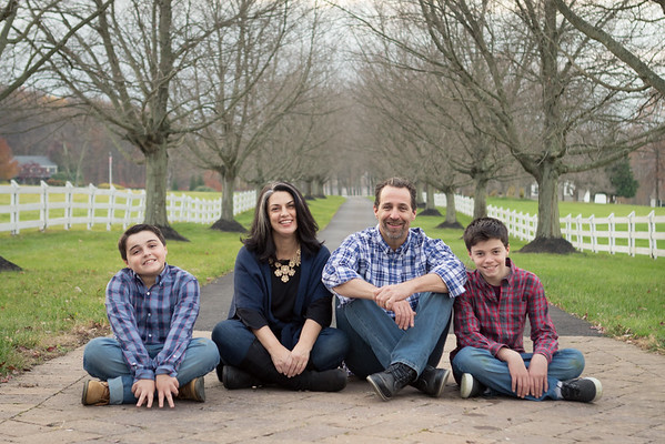 Vance Logan Fall Family Portraits