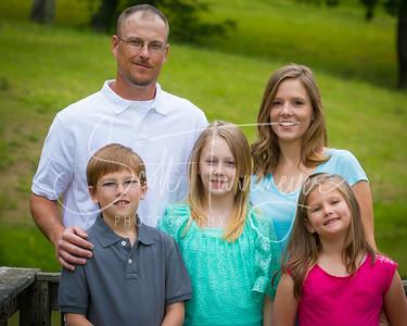 Varley Family Portraits 2013