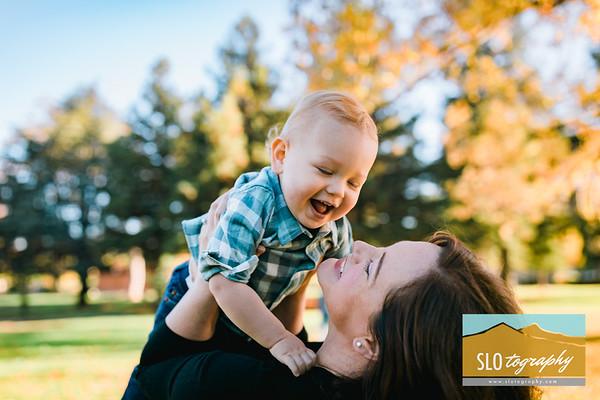 Varner Family Photos Fall '17