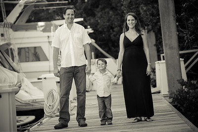 Carrie, Victor, and Victor Jr. Family Photo Shoot.