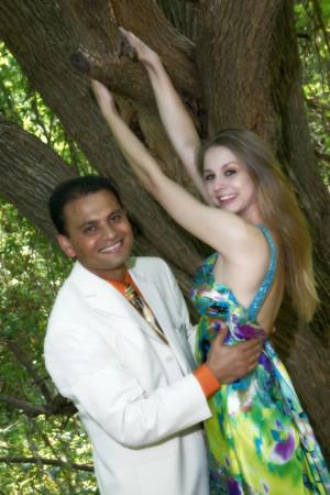 Binod and Alysha
