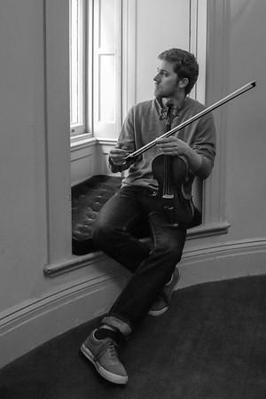 Violin Virtuoso  Photos by Ken Larter