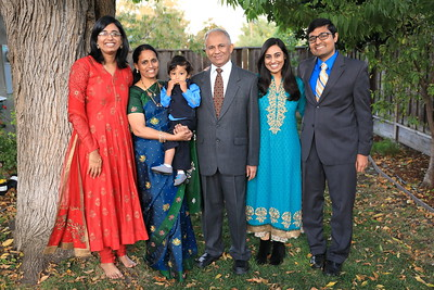 Vishvanath Family 2017