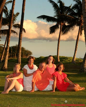 WELLS FAMILY ON MAUI