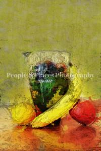 Unborn Fruit--Collaboration Art--James Hennis & Connor Paschall