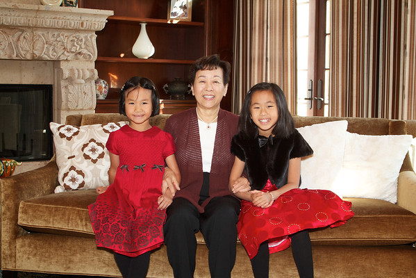 Wong Family Photos