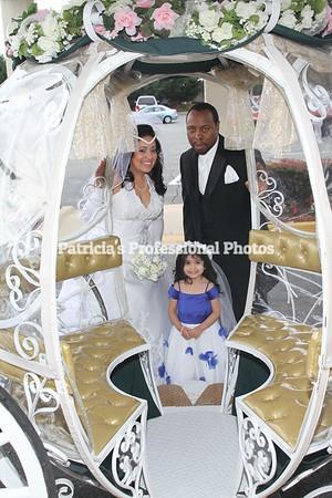 Mr. & Mrs. Charlette & James Finley