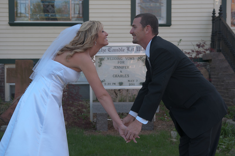 Jenny & Charlie's Wedding, Des Moines IA (May 2011)