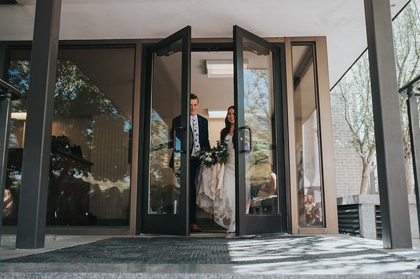 Dalton + Christa  // Utah Wedding Photographer