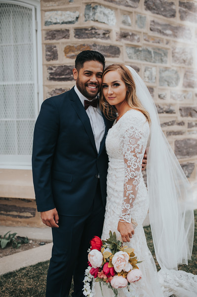 Elia + Karah // Utah Wedding Photography