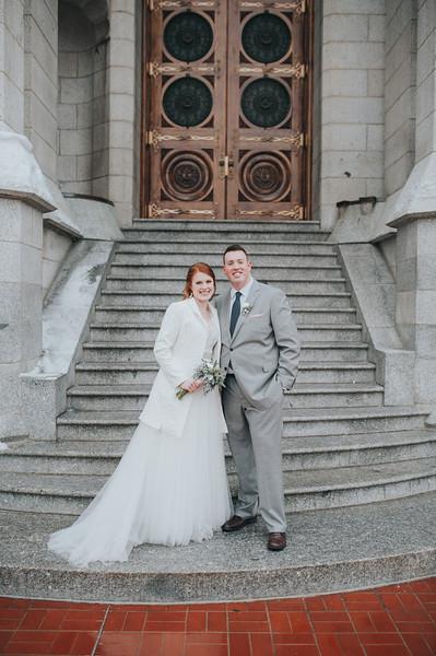 Jim + Megan // Utah Wedding Photography